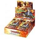 Cardfight!! Vanguard: Дисплей бустеров издания Vol.2 Onslaught of Dragon Souls на английском языке
