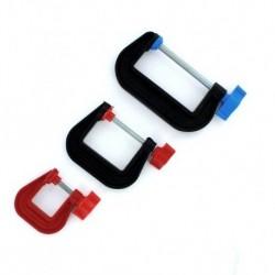 Зажим пластиковый с магнитом от Model Craft (25 мм)