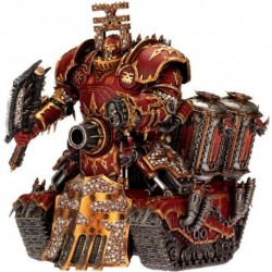 Владыка Черепов Кхорна (Khorne Lord of Skulls)
