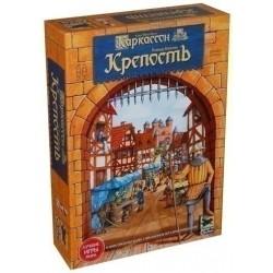 Каркассон: Крепость (новая версия, на русском)