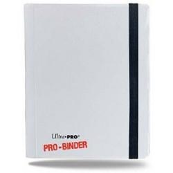 Альбом Ultra-Pro Pro-Binder, белый, c 20 встроенными листами (2x2)