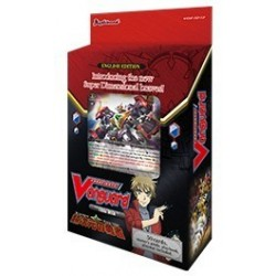 Cardfight!! Vanguard: Готовая колода «Trial Deck 12: Dimensional Brave Kaiser» на английском языке