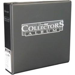Альбом Ultra-Pro под листы 3х3 (черный)