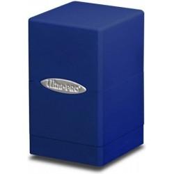 Коробочка Ultra-Pro Сатиновая Башня: Синяя