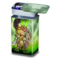 Металлическая коробочка Nesting Deck Vault - Oz: Tin Man