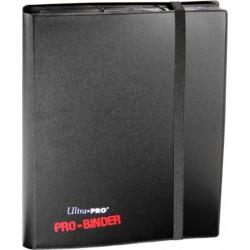 Альбом Ultra-Pro Pro-Binder c 20 встроенными листами 3х3 - Черный