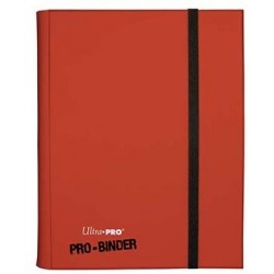 Альбом Ultra-Pro Pro-Binder c 20 встроенными листами 3х3 - Красный