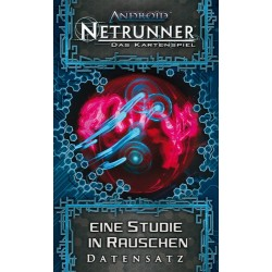 Android: Netrunner LCG. A Study in Static - дополнение (на английском)