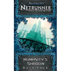 Android: Netrunner LCG. Humanitys Shadow - дополнение (на английском)