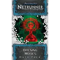 Android: Netrunner LCG. Opening Moves - дополнение (на английском)