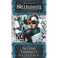 Android: Netrunner LCG. Second Thoughts - дополнение (на английском)