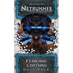 Android: Netrunner LCG. Fear and Loathing - дополнение (на английском)