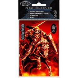 Протекторы Max Protection «Skeleton Rider» (50 шт.) уменьшенного размера (50 шт.) 64х93 мм