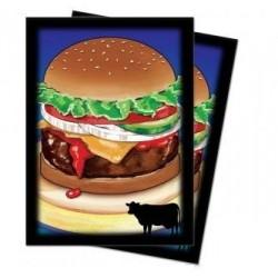Протекторы Ultra-Pro «Гамбургер» (50 шт., 66х91 мм)