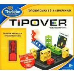 Кубическая игра головоломка Tipover (на русском)