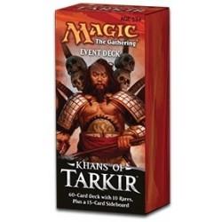 MTG: Event Deck Khans of Tarkir «Conquering Hordes»