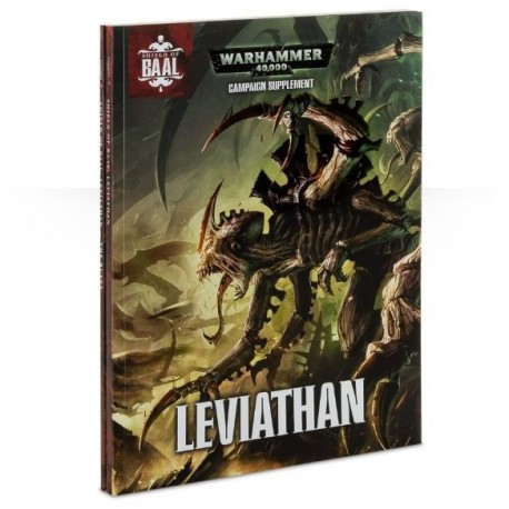 Shield of Baal: Leviathan (на английском языке)