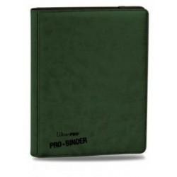 Альбом Ultra-Pro Pro-Binder c 20 встроенными листами 3х3 - Болотный