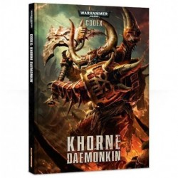 Кодекс: Khorne Daemonkin (7-ая редакция, на английском языке)