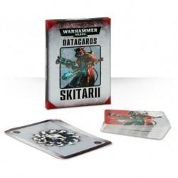 Warhammer 40K: Набор карточек Skitarii
