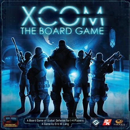 XCOM: The Board Game (на английском)
