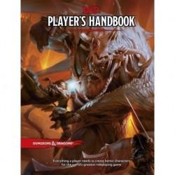Основная книга D&D Next: Player's Handbook (на английском)