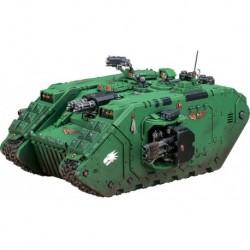 Ленд Рейдер Космодесанта типа Крестоносец / Искупитель (Spacemarine Land Raider Crusader / Redeemer)