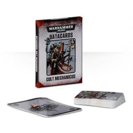 Warhammer 40K: Набор карточек Cult Mechanicus