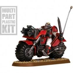 Разведчик Космодесанта на Мотоцикле (Space Marine Scout Bike)