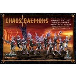Демонессы Слаанеша (Daemonettes of Slaanesh)