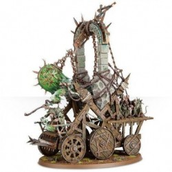 Skaven Pestilens Screaming Bell / Plague Furnance