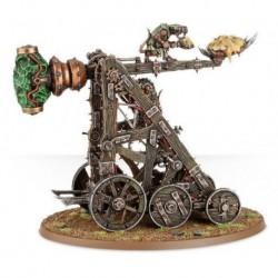 Skaven Pestilens Warp Lightning Cannon / Plagueclaw Catapult