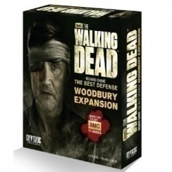 The Walking Dead Board Game: The Best Defense - Woodbury Expansion (на английском, упаковка повреждена)