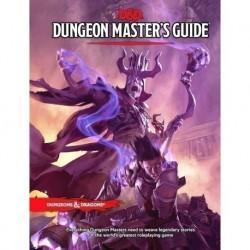 Основная книга D&D Next: Dungeon Master's Guide (на английском)