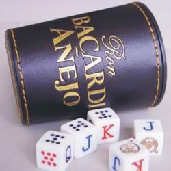 Набор кубиков в стакане (игра Ецци)