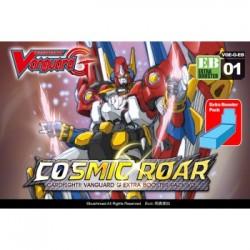Cardfight!! Vanguard G: Дисплей экстра-бустеров издания Cosmic Roar на английском языке
