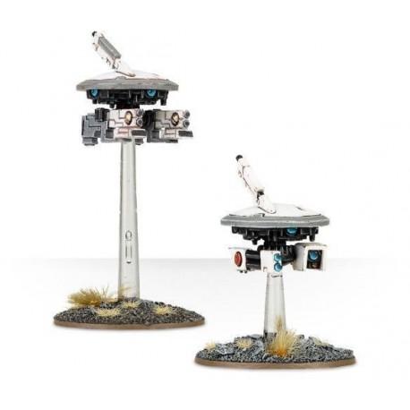Дроны Тау (Tau Drones)