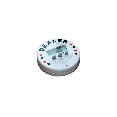 Таймер отсчета блайндов + кнопка дилера