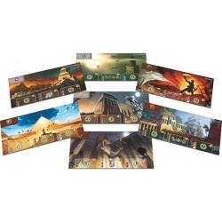 7 Wonders: Новые чудеса (ART Pack), дополнение (на английском)