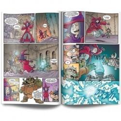 Манчкин Комикс (на русском)