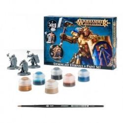 Набор красок Stormcast Eternals + Paint Set