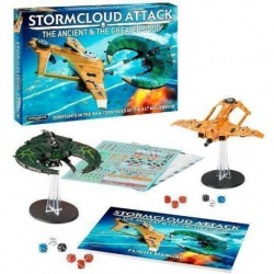 Stormcloud Attack: The Ancient & The Greater Good