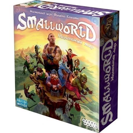 Small World: Маленький Мир (на русском)