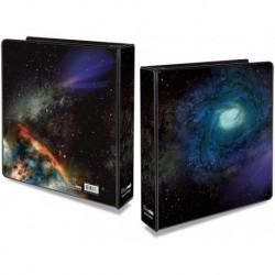 Альбом Ultra-Pro под листы 3х3 - Galaxy Series