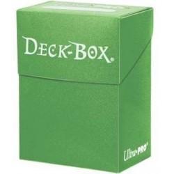 Пластиковая коробочка Ultra-Pro светло-зеленого цвета