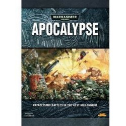 Расширение Warhammer 40.000: Апокалипсис (Apocalypse) (на английском языке)