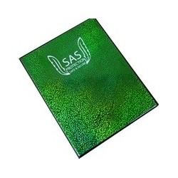 Альбом SAS Protection c 12 встроенными листами 3х3 (зеленый)