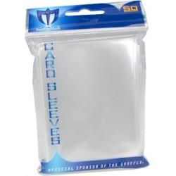 Прозрачные протекторы MaxPro для ККИ (50 штук) 66.5 х 91.2 мм