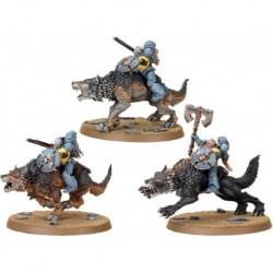 Кавалерия Громовых Волков Космических Волков (Space Wolves Thunderwolf Cavalry)