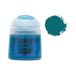 Стандартная краска Sotek Green 22-19
